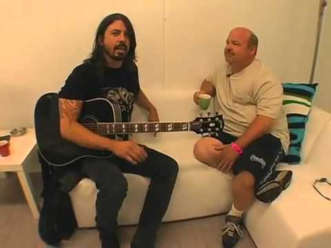 David Grohl shows how to make a pop song Music Videos