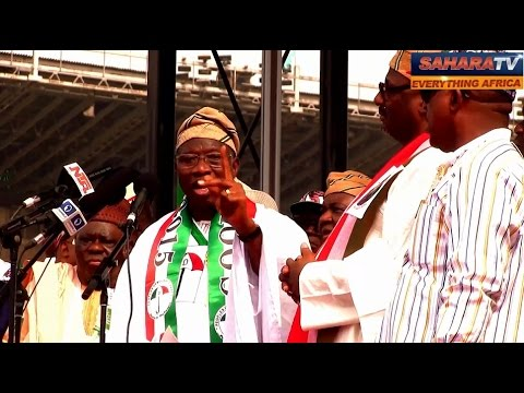 I Can't Send Offenders To Prison For Sake Of Stopping Corruption - President Goodluck Jonathan