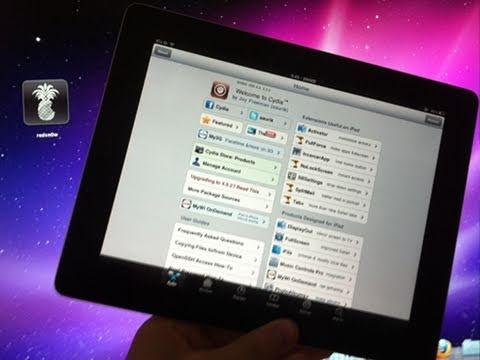 iOS 5.0.1 Untethered Jailbreak Info, iPad 3 Parts Leaked, Epoch & More