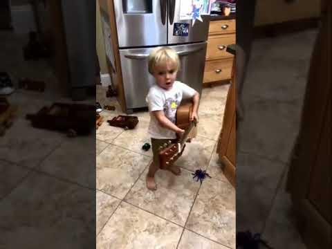 Kid Sings Beer Never Broke My Heart