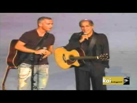 Adriano Celentano & Eros Ramazzotti Il Ragazzo Della Via Gluck Rockpolitik 2005