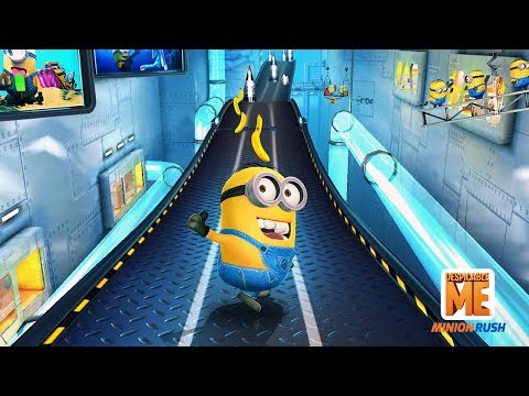 Minion Rush: Despicable Me Official Game APK Cover
