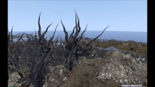 Morrowind - 360° View From The Highest Point