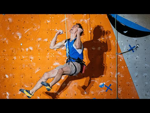 Road to Tokyo #35: Just Not To Be Second Again / European Lead Climbing Championship, Edinburgh 2019
