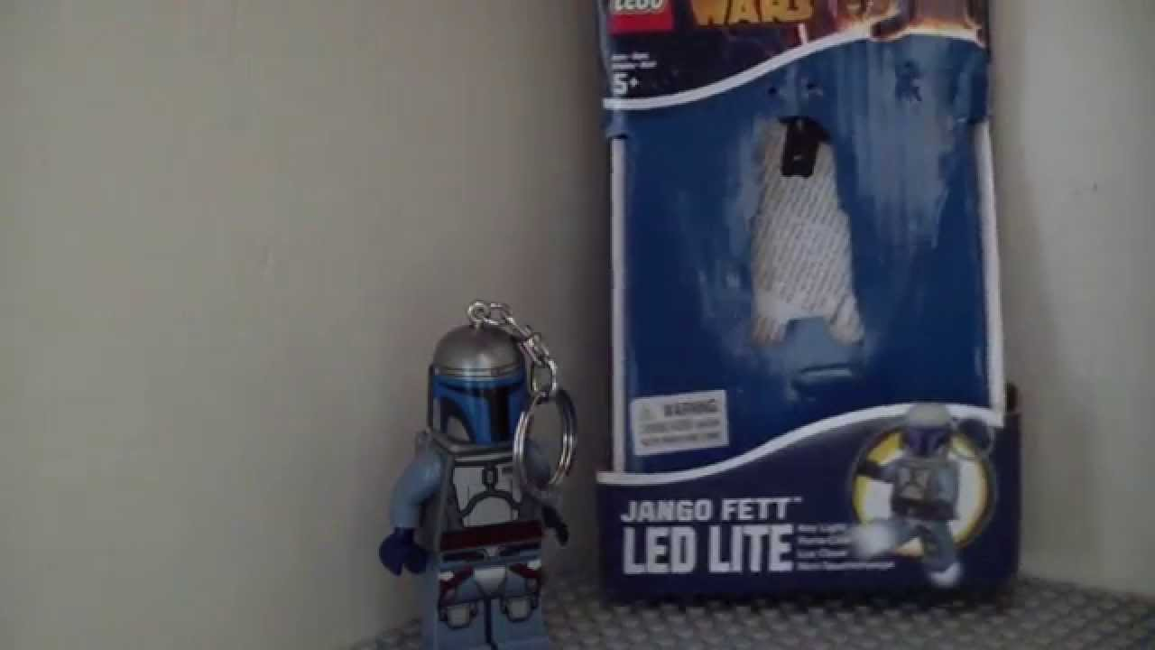 Lego Jango Fett And Boba Fett Lego Star Wars Jango Fett Led
