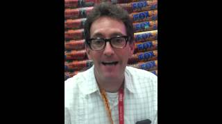Tom Kenny doing the ice king