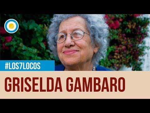 Los 7 locos - Entrevista a Griselda Gambaro (1 de 2)