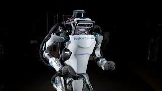 Boston Dynamics unveils Handle Robot