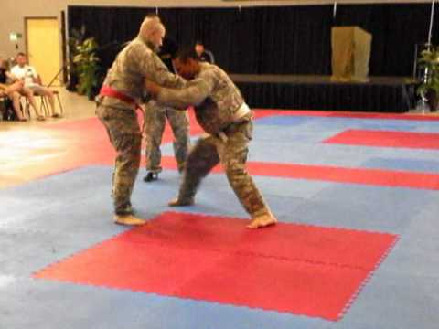 Modern Army Combatives Tournament