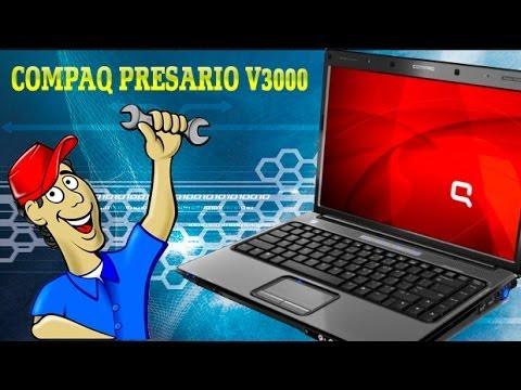 ST - Desarmar Compaq Presario V3000