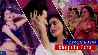 Shraddha Arya // Dance Mix // Chogada Tara