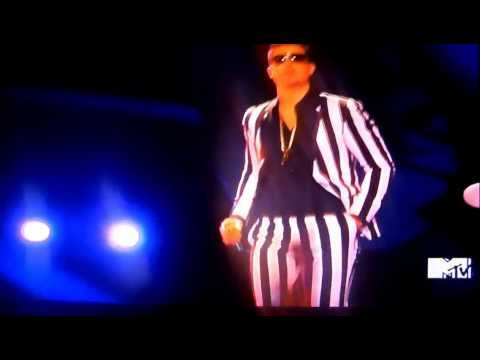 Miley Cyrus & Robin Thicke MTV VMA Awards 2013 Performance