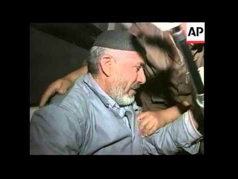 IRAN/IRAQ: IRAN RELEASES 500 IRAQI PRISONERS OF WAR