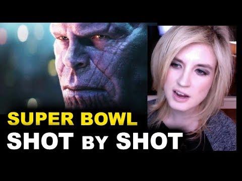 Avengers Infinity War Super Bowl Trailer REVIEW & BREAKDOWN