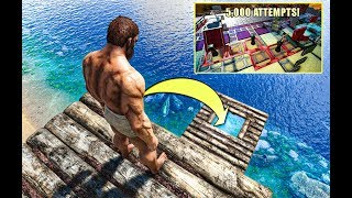I Created The Deadliest Parkour Race In Gaming History | Ark