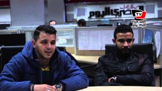 محمد حسن: أول ما سمعت صوت نصر محروس قولت فى سرى «انت فين بقى»