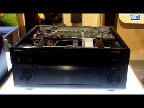 CEDIA 2013: Yamaha Debuts the CX-A5000 and MX-A5000 Power Amplifiers