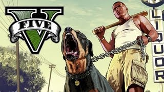Grand Theft Auto V - Artwork Analysis [Artwork #3]