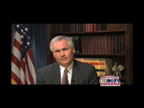 Tom McClintock's Address to CRA's 75th Anniversary