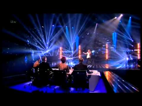 Sam Bailey :Sings If I Were a Boy by Beyonce Live amazing performance X Factor (UK series 10) 2013