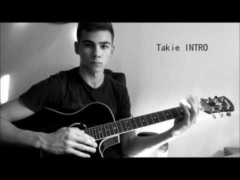 TUTORIAL Jak Zagrać PERON JAMAL na Gitarze Lekcja