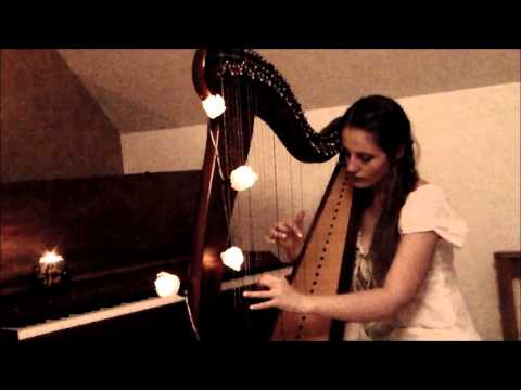 Game Of Thrones - The Rains Of Castamere (Harp Cover)