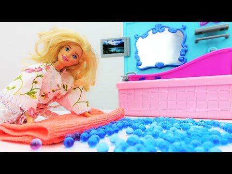 Что делает Барби перед сном? У Барби бессонница