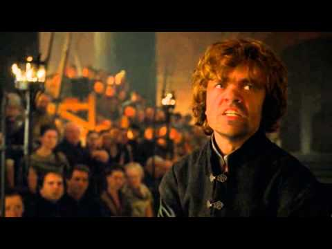 Game of Thrones Tyrion's trial speech