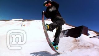 How To Tailblock: Trick Tip With Snowboarder Chris Beresford
