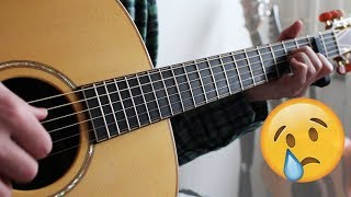 Download Lagu 7 Sad / Emotional Songs to play on Guitar (FINGERSTYLE) Gratis STAFABAND