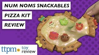 Num Noms Snackables Pizza Kit from MGA Entertainment