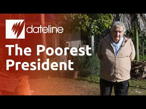 The Poorest President