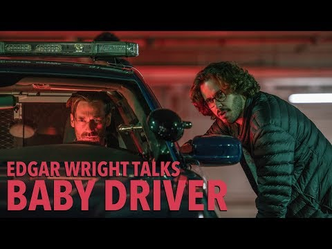 Edgar Wright Talks Baby Driver