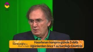 Prof. Saraçoğlu'ndan Yağ Yakıcı Doğal Kür