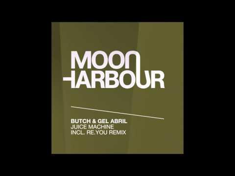 Butch & Gel Abril - Juice Machine (Re.You Remix) (MHR077)