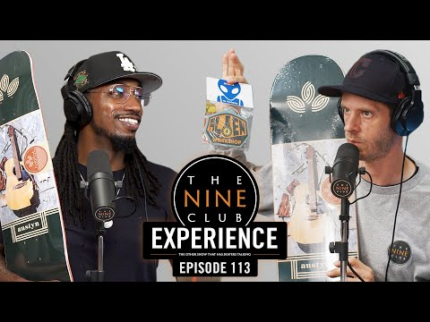 Nine Club EXPERIENCE #113 - MUSKA Skateboards, Pedro Delfino, Girl Skateboards