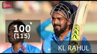 India vs Zimbabwe 1st ODI Highlights | KL Rahul Hundred on Debut
