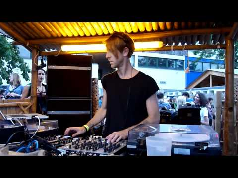 Richie Hawtin @ Berlin Beach Break 2010 Music Videos