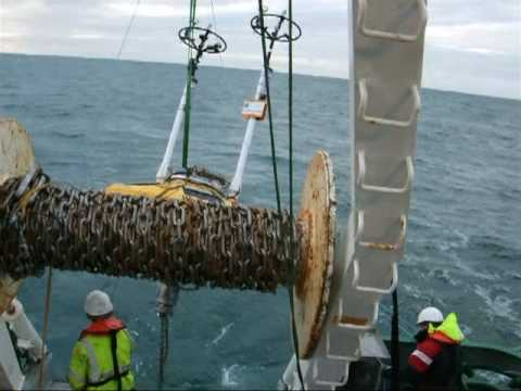 Deployment of Fugro Oceanor Wavescan buoy at M2 thumbnail