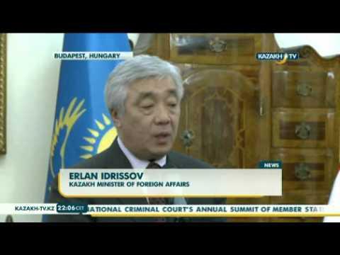Kazakhstan-Hungary: common origins, common future