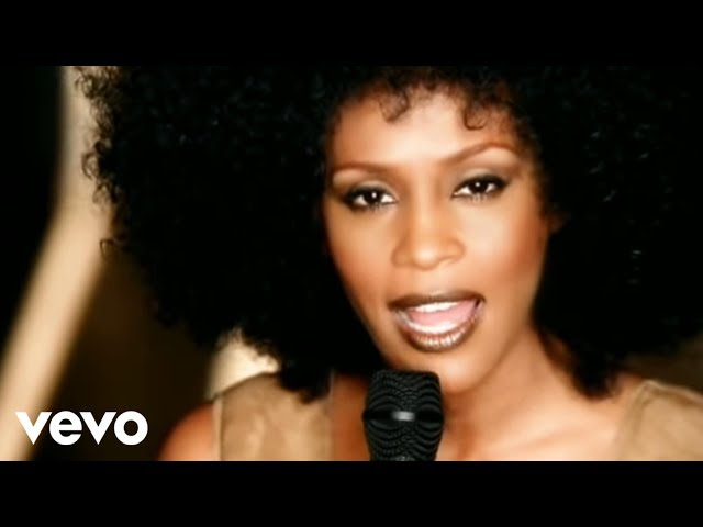 Whitney Houston - I Learned From The Best Official Music Video