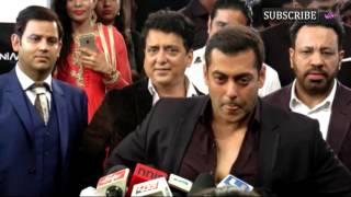 Salman Khan REACTS to Arpita Khan's pregnancy rumours