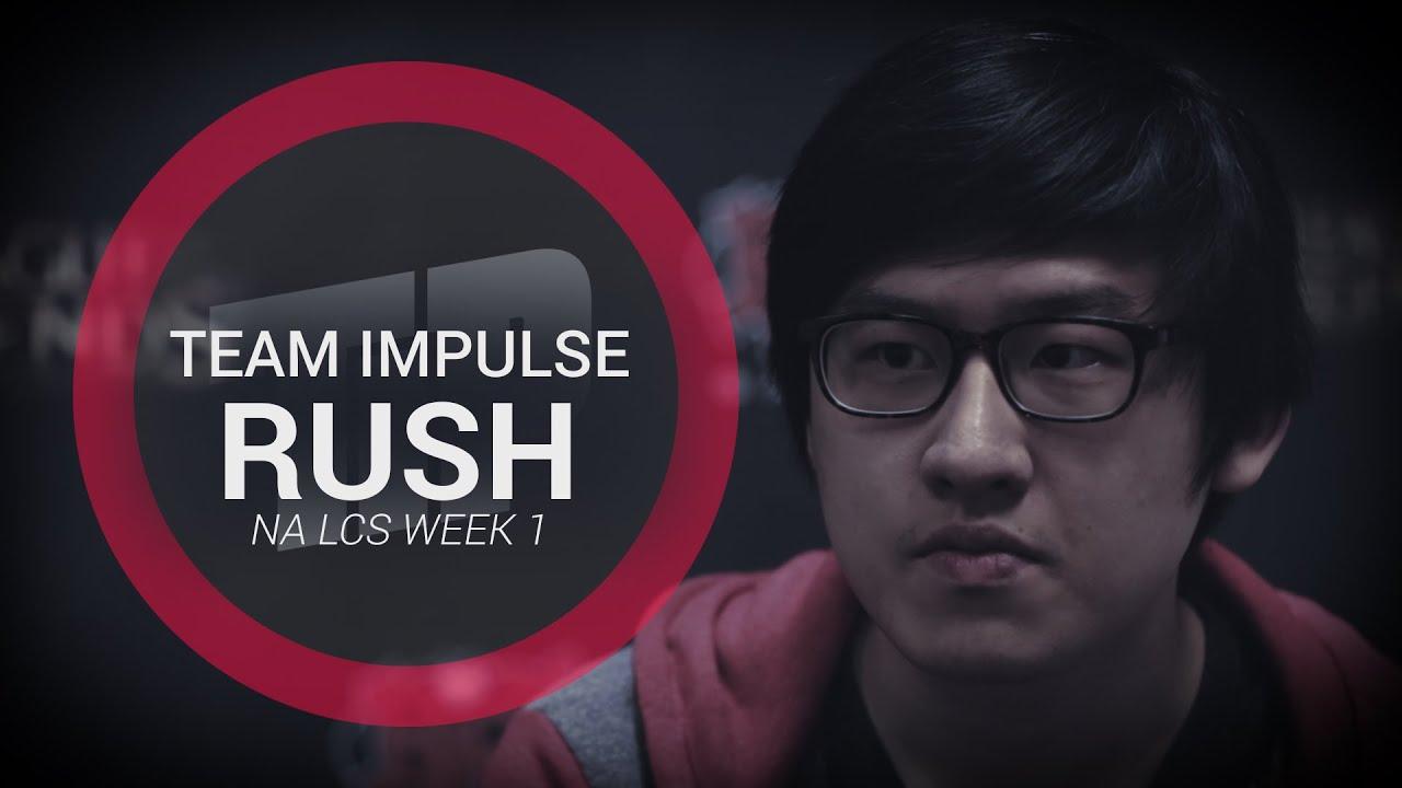 Rush Team Wallpaper Team Impulse Rush I'm Gonna