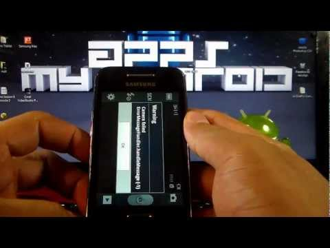 Galaxy S3 look-like: SGSIII rom para Galaxy Ace S5830 (Español Mx)