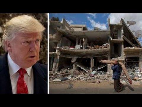 Eric Shawn reports: Trump, Syria and Iran