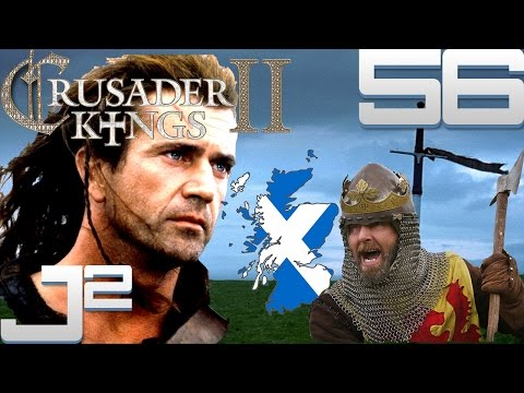Let's Play Crusader Kings 2 - 56 [Mass Murder!]