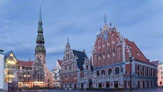 My Visit in Riga (Latvia)