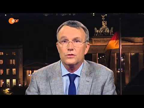 Michael Lüders Klartext zum Gaza-Krieg (ZDF heute journal 21.07.2014)