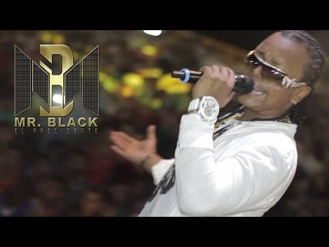 Mr Black El Presidente En Vivo - Majagual Sucre (2014)