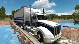 Container GÂY TAI NẠN RỒI BỎ CHẠY..World Truck Driving simulator..